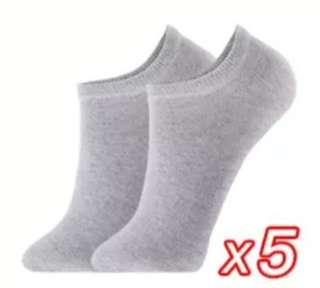 🚚 男性船型襪子黑色(五雙)
