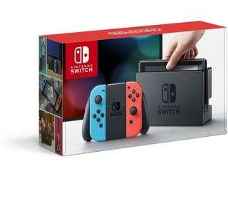 WTB Nintendo Switch