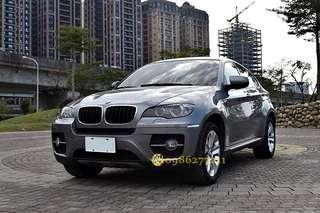2011年 BMW X6 3.0i