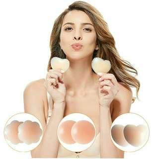 Reusable Silicone Nipple Bra (Skin Adhesive)