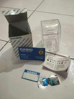 Box jam Casio