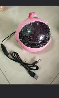 🚚 Speaker for Computer Table