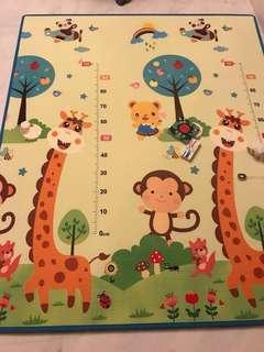 Baby play mat 180* 150*2cm