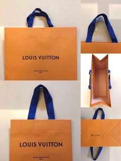 LV紙袋(大、小共3個)