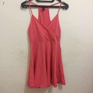 Dress f21 pastel