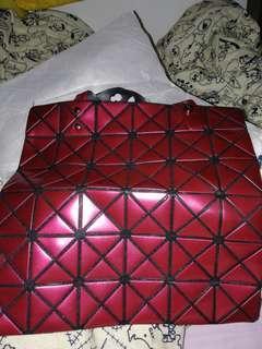 玫瑰红色手袋