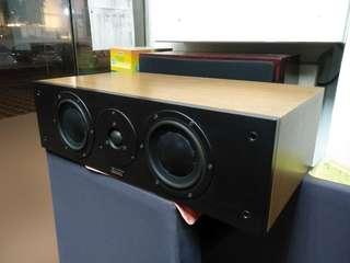 DynAudio Audience C120+ center speaker