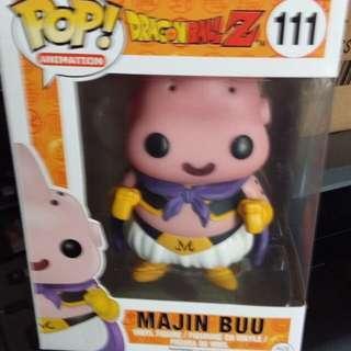 FUNKO POP ANIMATIONS MAJIN BUU DRAGONBALL