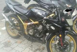 Kawasaki kr150 for rent