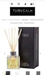🚚 To be calm Air reed diffuser
