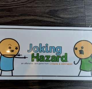 🚚 Joking Hazard (BNIB)