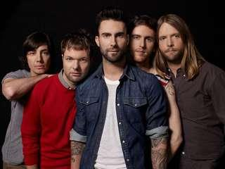 🚚 Maroon 5 standing ticket