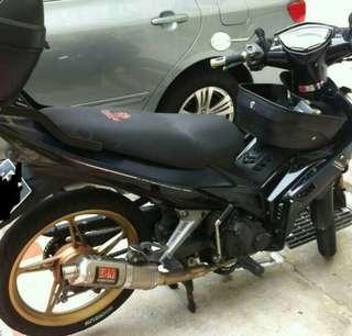 Yamaha spark 135 for rent