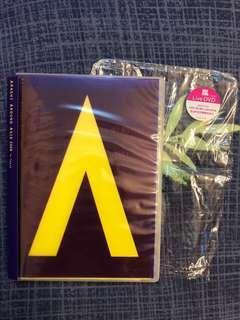 嵐ARASHI AROUND ASIA 2008 IN TOKYO (DVD) 台版