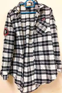 Checkered Shirt/ Flannel
