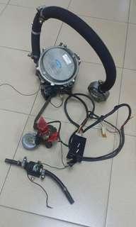 Ngv regulator mixer iswara/wira