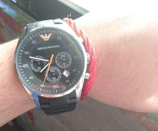 Preloved Emporio Armani Watch