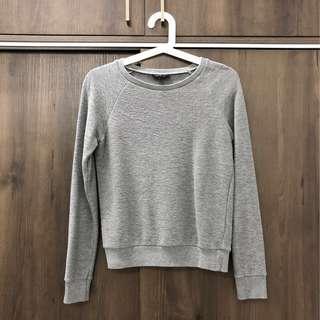 TOPSHOP Grey Sweater