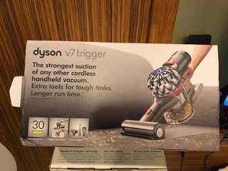 🚚 Dyson v7吸塵器