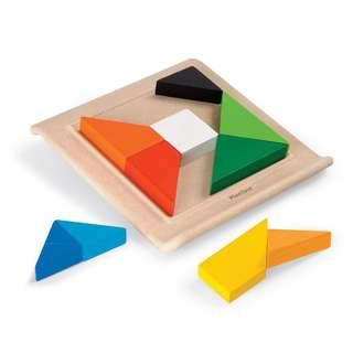 Plan Toys - Twisted Puzzle