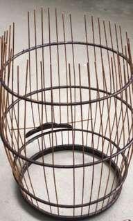 long bukak puteh cage. firms price.