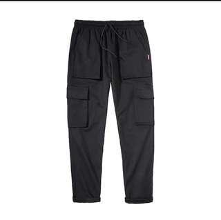 Cargo Long Pants