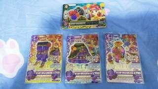 星夢學園遊戲卡