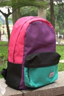 School Backpack Colourful