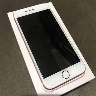 IPHONE 6S 128GB ( ROSE GOLD)