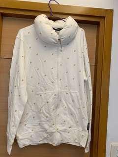 日本全新Mercibeaucoup白色外套