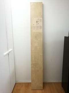 🆕 IKEA Lack long wall shelf