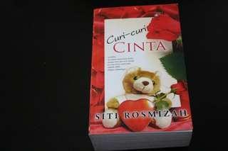 Curi-curi cinta by Siti Rosmizah