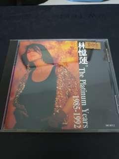 Sandy Lam 林憶蓮 The Platinum Years 1985-1992 CD