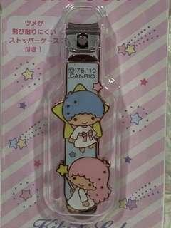 🚚 Little Twin Stars Nail Clipper (Made In Japan)