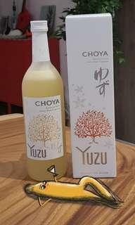 Choya Yuzu 700ml BNIB