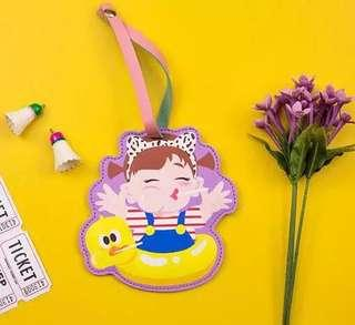 🚚 BN cute ulzzang bentoy luggage tag
