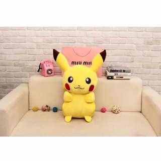 Cute Pikachu Toy Plushie Plush Toy Great for Gifts and Pokemon GO fan