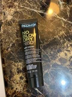 REDKEN No Blow Dry NBD 快速干髮劑