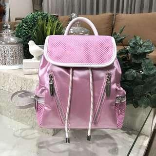Charles & Keith Campus Zipper Backpack