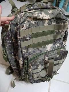 Vozuko Military-patterned Bag