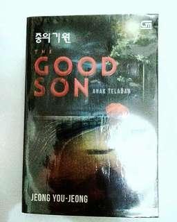 "NOVEL ""THE GOOD SON"" (second, pribadi)"