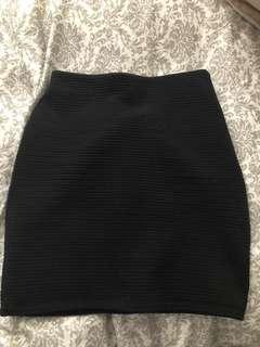 Wilfred Black Skirt XS