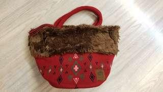 Women Kintted Bag