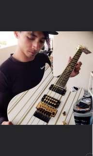 Rent electric guitar