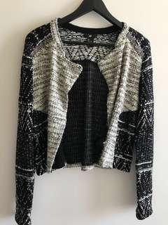 H&M Tweed Jacket/blazer