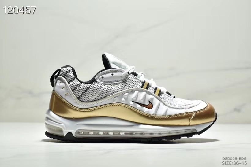"separation shoes e172a b16e1 40-45 Nike Air Max 98 640744-105""Tour Yellow""DSD006-EDG, Men s ..."