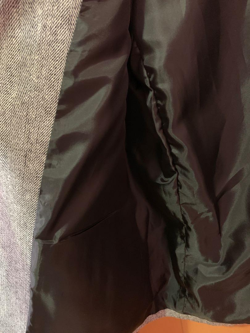西裝外套 made in korea 90%new