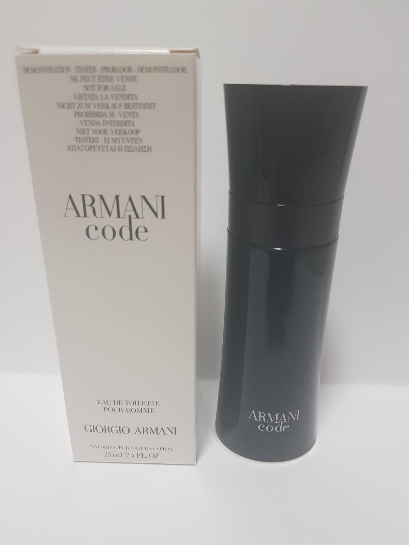 Armani Code 75ml For Men Health Beauty Perfumes Deodorants On