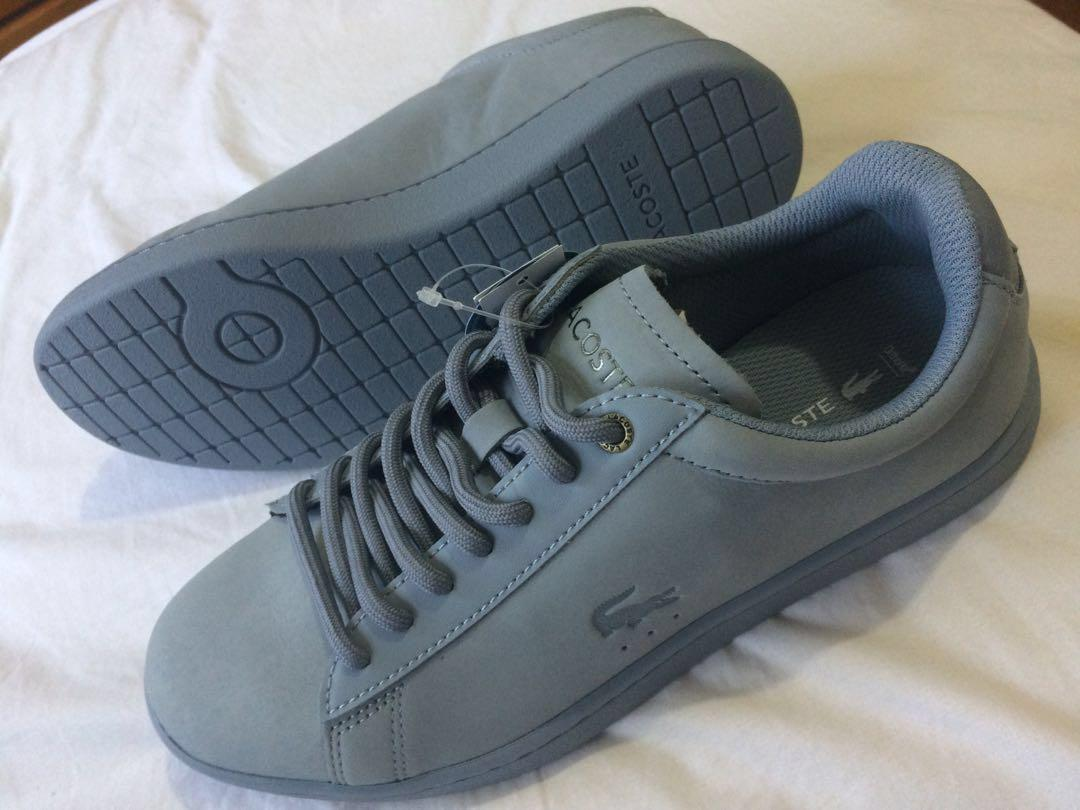 (NEED GONE ASAP) AUTHENTIC NEVER WORN LACOSTE-CARNABY EVO 118 WOMENS