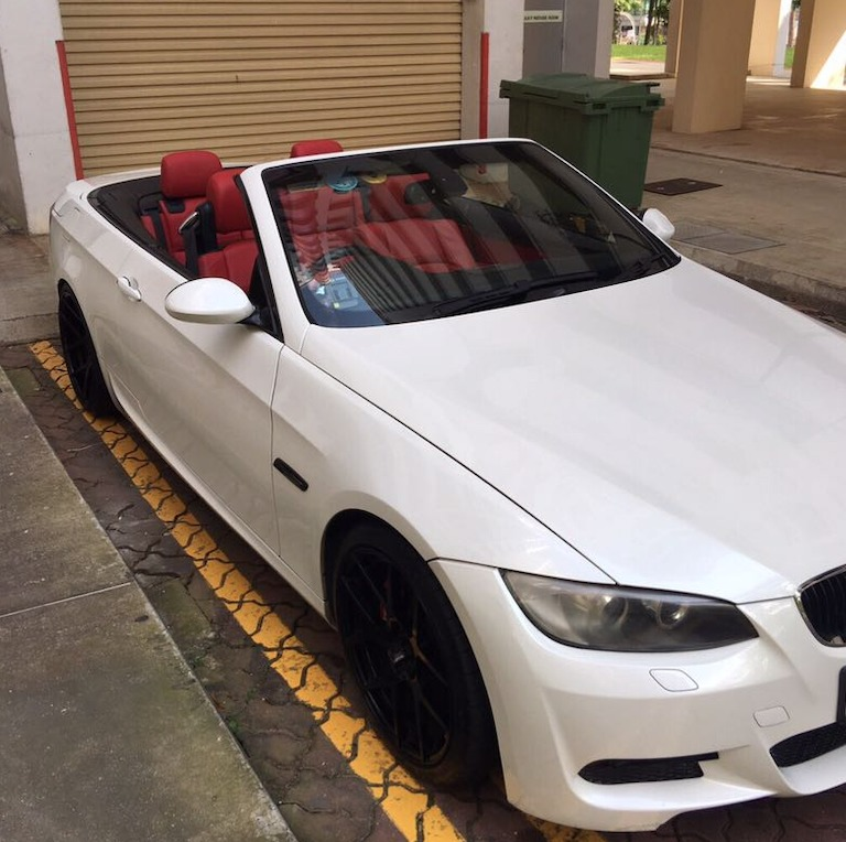 Bmw 335I Convertible >> Bmw 335i Convertible Self Drive Rental Cars Vehicle Rentals On